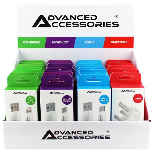 29Pcs CDU - Advanced Accessories Home Kit
