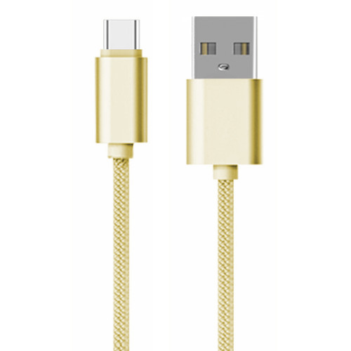AA Charge-iT Premium Braided USB C Cable